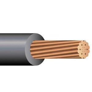 Multiple USE250STRBLK5000RL 250 AWG Type USE Stranded Copper, Black, 5000' Reel