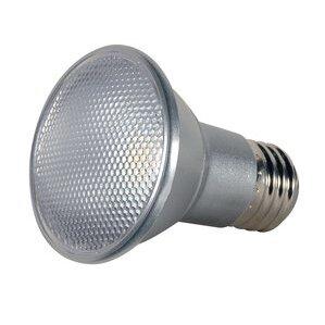 Satco S9407 SATCO S9407 7 watt PAR20 LED; 3500K; 38' beam spread; Medium base; 120 volts