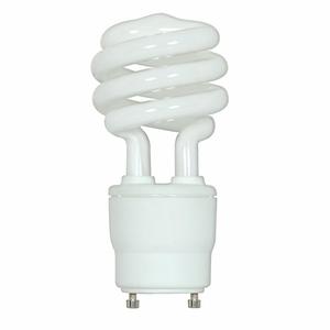 Satco S8207 Compact Fluorescent Lamp, Twist Lock, 26W, 2700K