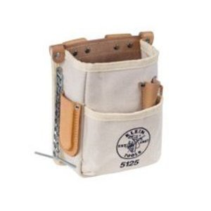 Klein 5125 5-pocket Tool Pouch - Canvas