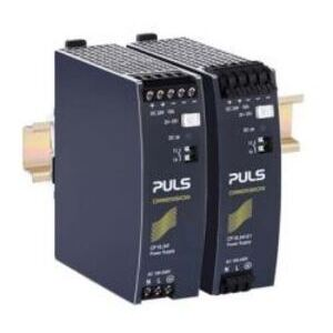 PULS CP10.242 Power Supply, DIN Rail Mount, 24-28VDC, 10-8.6A, 100-240VAC, 110-300VDC