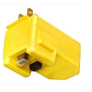 Coleman Cable 14880002-6 GFCI Power Plug