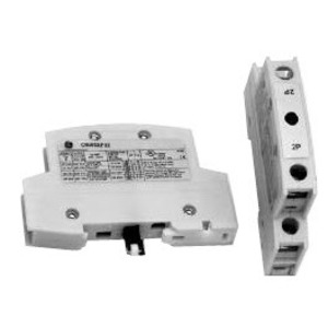GE Industrial CR460XP32 Power Pole Adder, 2P, for CR460 Lighting Contactors