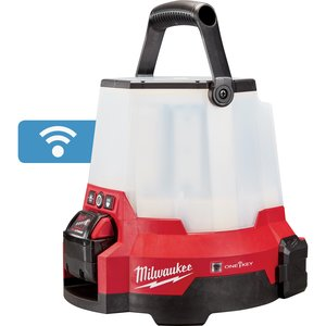 Milwaukee 2146-20 M18 RADIUS™ LED Compact Site Light w/ ONE-KEY™