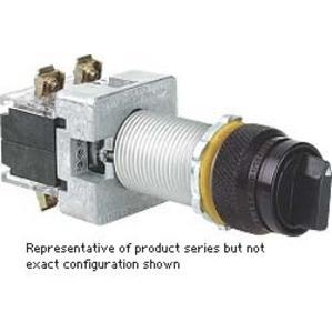 Hubbell-Killark GO5-2A3F-N34 Switch, Sel Mc 2pos 1no/1nc
