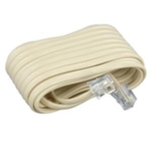 Leviton C2413-15I 15' Line Cord Ivory