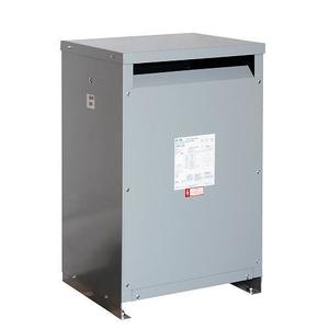 Eaton V48M28T7516 Transformer, Dry Type, TP-1, 480 x 120/208V, 3PH, 75 kVA,