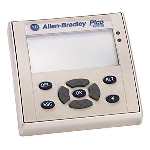 Allen-Bradley 1760-L12BBB Controller, Pico, Discrete, 12 Channel, 24VDC, 80mA, 8 Input *** Discontinued ***