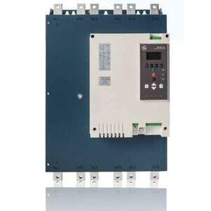 GE QL21B145DA1 Soft Starter, 200-525VAC, 120VAC Control, 145A,  Internally Bypassed