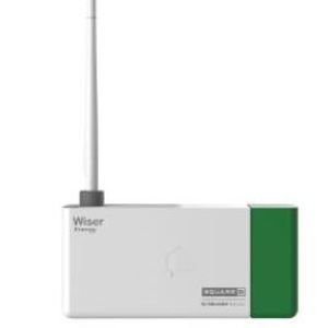 Square D WISEREM Home Management, Energy Monitoring Base Unit, Wiser Link, Smart Home