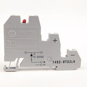 Allen-Bradley 1492-WTS3LN IEC Term Blck 8x47.6x41mm Screw