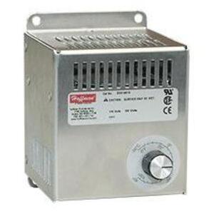 nVent Hoffman DAH8002B Electric Heater, 800 Watt, 230V, 50/60Hz, Aluminum