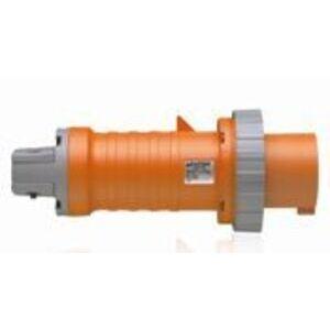 460P12W 60A 125/250V 3P 4W PIN&SLEV PLUG