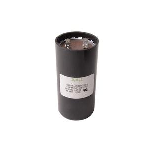 DiversiTech T124-156220 Motor Start Capacitor, 250V, 124-156 uF