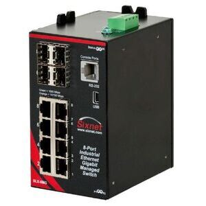 Sixnet SLX-8MG-1 SIX SLX-8MG-1 SLIM PKG FOR DIN