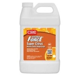 CRC 14441 1 GAL HYDROFORCE SUPER CITRUS CLEANER AQUEOUS CLEANER