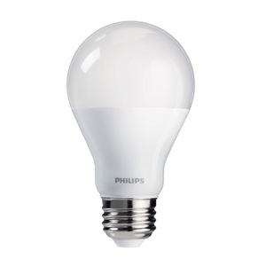 Philips Lighting 9.5A19/LED/827-22-DIM-120V Dimmable LED Lamp, A19, 9.5W, 120V *** Discontinued ***