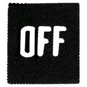 Appleton SNP-OFF-Q APP SNP-OFF-Q OFF NAMEPLATE ONLY