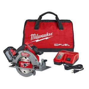 "Milwaukee 2732-21HD M18 FUEL™ 7-1/4"" Circular Saw Kit"