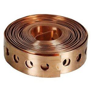 """Dottie CU10 3/4"""" x 10' Steel Plumber's Tape"""
