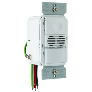 Pass & Seymour WDT100-W DUAL TECHNOLOGY WALL BOX SENSOR WH *** Discontinued ***