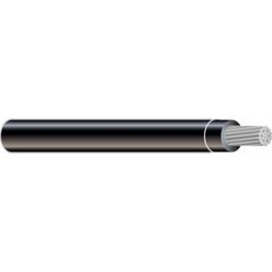Multiple XHHW250STRBLK5000RL 250 MCM XHHW Stranded Aluminum, Black, 5000'