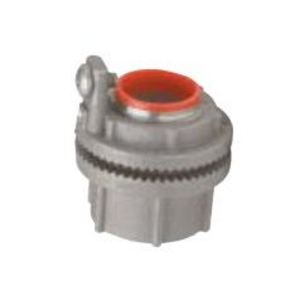 "Cooper Crouse-Hinds STG5 Grounding Hub, 1-1/2"", Insulated, Gasketed, Zinc"