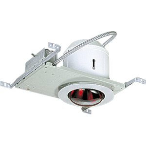 Progress Lighting P6952-16TG HEATER LT TRIM/HSNG Satin Aluminum