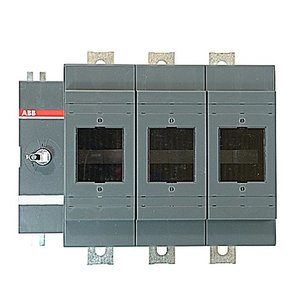 ABB OS800L03 Fusible Disconnect Switch, 3P, 800A