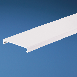 C3WH6 DUCT COVER TYPE C 3IN WHITE