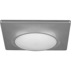 "Progress Lighting P8027-82/30K9-AC1-L10 7-1/4"" square flush mount/recessed LED fixture"
