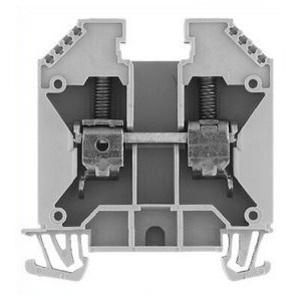 Allen-Bradley 1492-J16-OR Terminal Block, 85A, 600V AC/DC, Orange, 16mm, Feed Through