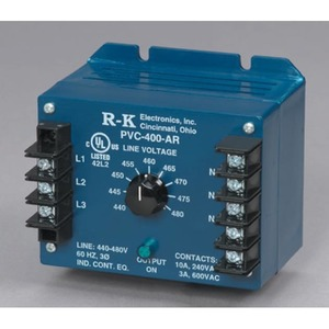 R-K Electronics PVCL-400-AR 3PHASE 440-480AC