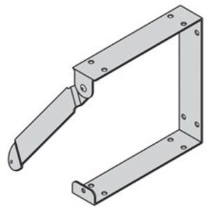 """Cooper B-Line 22-C Wireway Connector, Type 1 Lay-In, 2-1/2"""" x 2-1/2"""""""