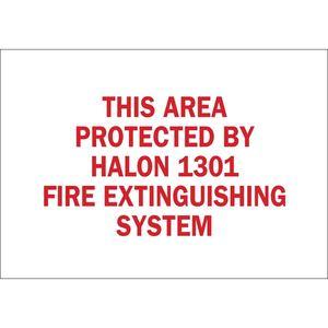 22695 FIRE SIGN