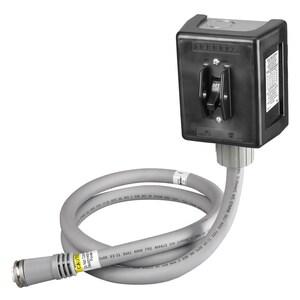 Hubbell-Wiring Kellems HBL1392D 30A 600V 2P DISC SW W/NEMA 1 PLAS