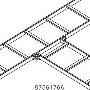 Hoffman LJSKG Junction Splice kit Gray
