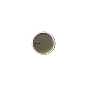 Lutron C-1000-BE Rotary Dimmer, Rotate On/Off, 1000W, Centurion, Beige