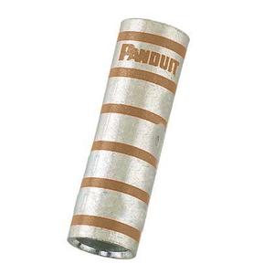 Panduit SCS2-Q 2 Awg Copper Standard Barrel Splice