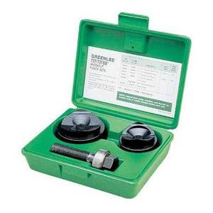 Greenlee 742BB Conduit Punch Kit, 4""