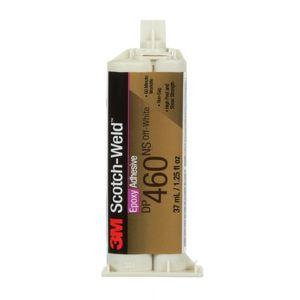 3M DP460NS-50ML Scotch-Weld Epoxy Adhesive DP460NS, Off-White, 50 mL Duo-Pak