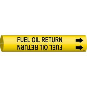 4064-C 4064-C FUEL OIL RETURN/YEL/STY C