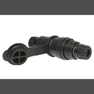 Woodhead 27W74BLK L14-20R WATERTITE