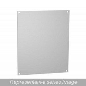 Hammond Mfg 14A1311 Panel 12.9 X 10.9 - Fits Encl. 14 X 12 - Alum