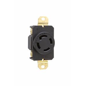 Pass & Seymour L1930-R R SGL 4W30A277/480V T/L