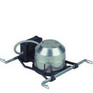 """Lithonia Lighting LCPR6 6"""" IC/Non-IC Housing, Air-Tight"""