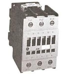 ABB CL08A300MJ Contactor, IEC, 80A, 460VAC, 3P, 110/125VDC Coil, No Auxiliary