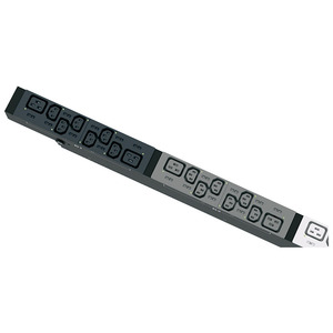 Panduit P48G21M MSPO PDU, 48AMP, (36)C13,(12)C19, IEC 60