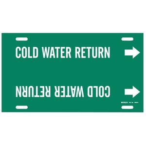 4030-G 4030-G CLD WATER RETURN/GRN/STY G