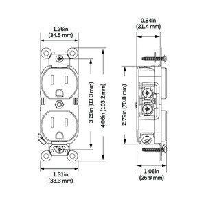 Leviton TBR20-S2 LEV TBR20-S2 CONTROLLED TR RE